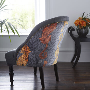 Soho Accent Chair - Tigris Flame