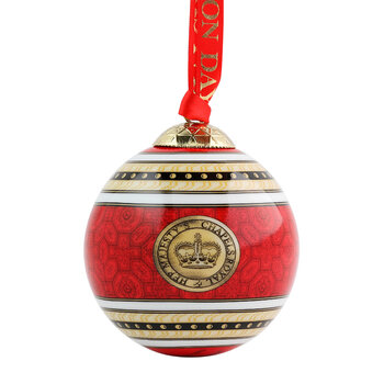 Chapel Royal Livery Collection Bauble