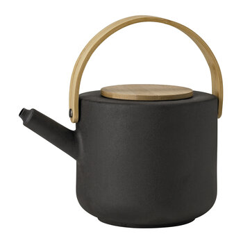 Theo Teapot - Anthracite