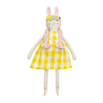 Cotton Dress Up Doll - Alice