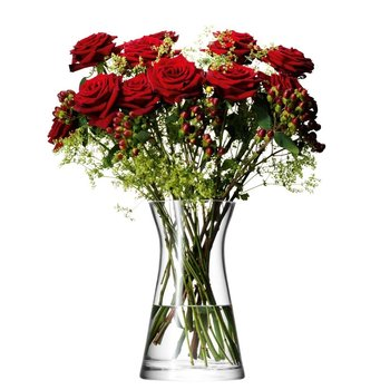Flower Mixed Bouquet Vase - 29cm
