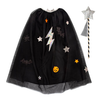 Kids' Halloween Cape