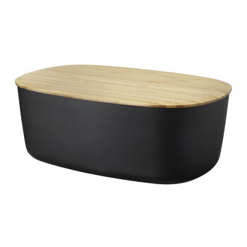 Box-It Bread Bin - Black