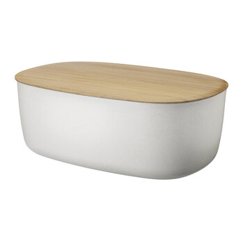 Box-It Bread Bin - White