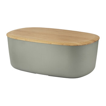 Box-It Bread Bin - Warm Grey