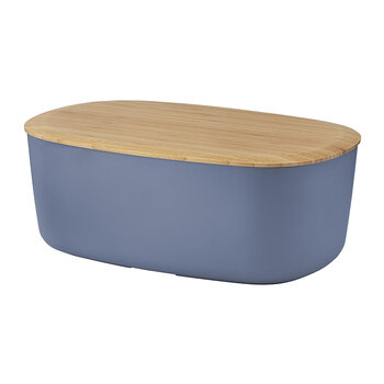 Box-It Bread Bin - Dark Blue