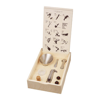 Oeno Connoisseur Wine Tool Gift Set - Box 3