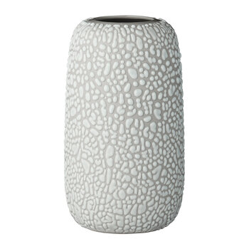Gemma Vase - Medium - Light Grey
