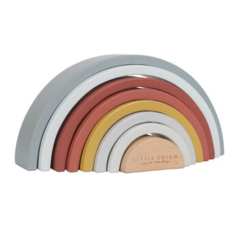 Rainbow Stacking Toy - Multi