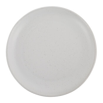 Rustic Look Glazed Side Plate - Set of 4 - White