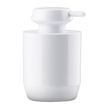Suii Soap Dispenser - White