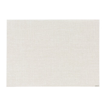 Boucle Rectangle Placemat - Marshmallow