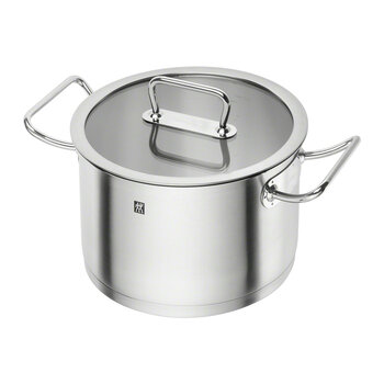 Zwilling Pro Stock Pot - Stainless Steel