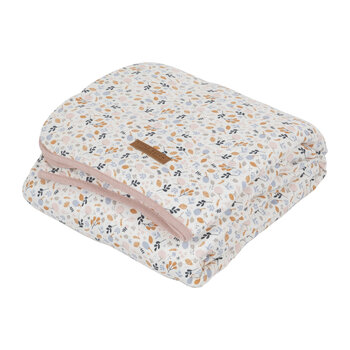 Pure & Soft Cot Blanket - Spring Flowers