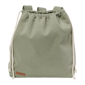 Toy Bag - Pure Olive