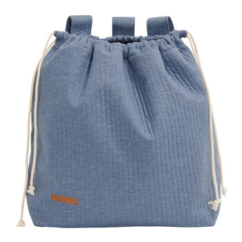 Toy Bag - Pure Blue