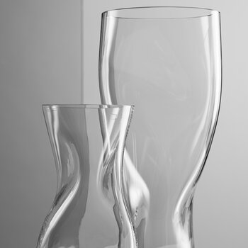 Squeeze Vase - Clear