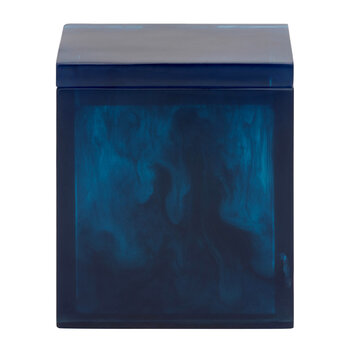 Abiko Large Canister - Cobalt