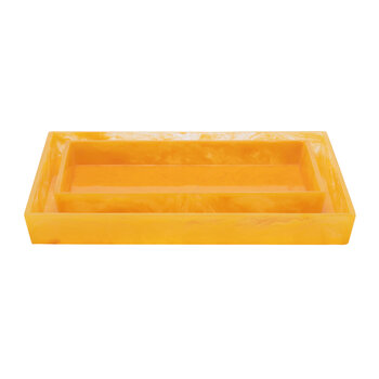 Abiko Nested Tray - Set of 2 - Marigold