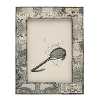 Muret Dotted Gray Frame