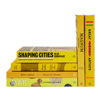 The Yellow Collection Books
