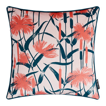 Papyrus Velvet Pillow - 50x50cm - Blush