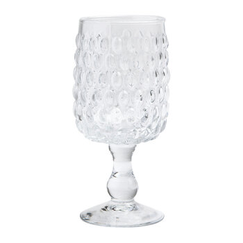 Claire Wine Glass - Clear