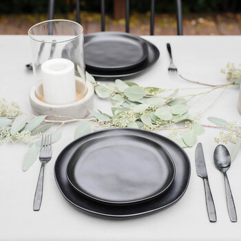 Tablecloth - Pewter