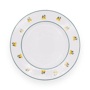 Lemon Side Plate