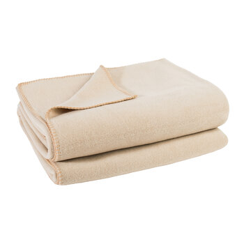Soft Fleece Blanket - Cream