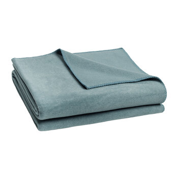 Soft Fleece Blanket - Denim