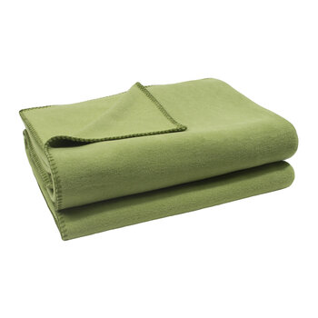 Soft Fleece Blanket - Green