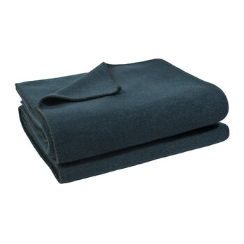Soft Fleece Blanket - Dark Ocean