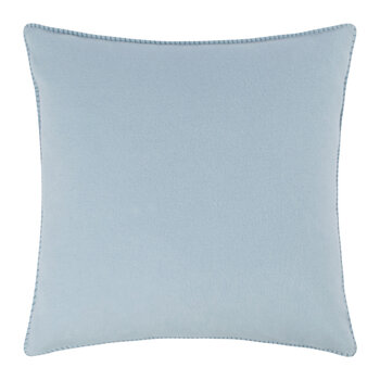 Soft Fleece Pillow - 50x50cm - Azur