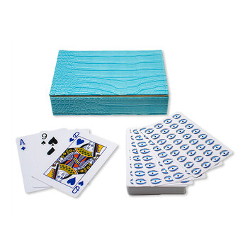 Playing Cards With Box