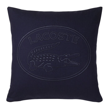 Lacoste Pillow Cover - 45x45cm - Marine