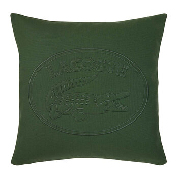 Lacoste Cushion Cover - 45x45cm - Green