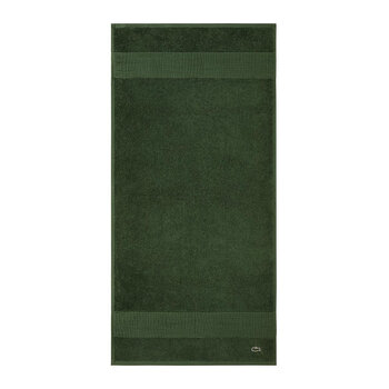 Le Croco Towel - Green