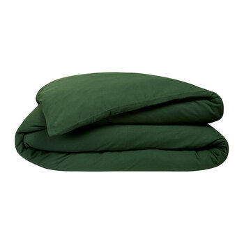 Pique Quilt Cover - Green