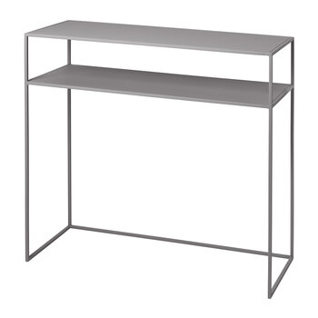 Fera Console Table - Mourning Dove