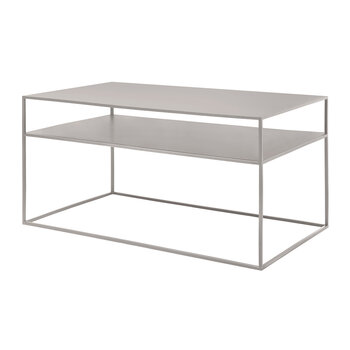Fera Coffee Table - Mourning Dove