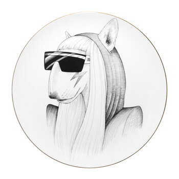 Perfect Plates - Bull Terrier