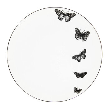 Perfect Plates - Fly By Butterfly