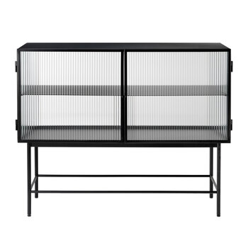 Haze Sideboard With Reeded Glass