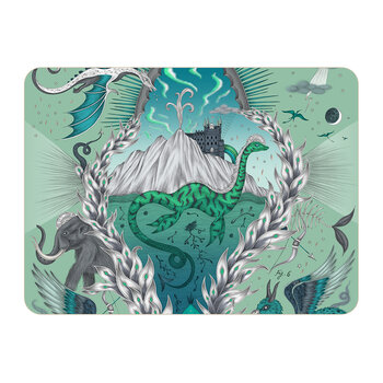 Highlandia Placemat - Green