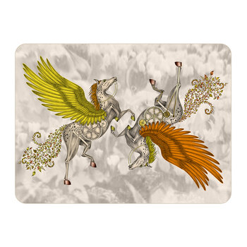 Pegasus Placemat - Gold