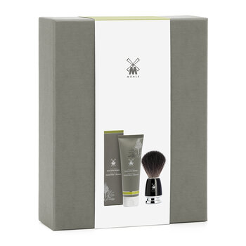 Shave Care & Rytmo Shaving Brush Set