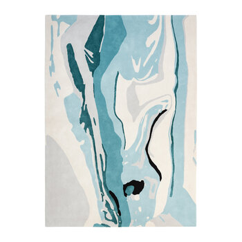 Philter Rug - Blue/Gray
