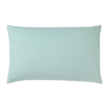 Classic Sheep Wool Cushion - 40x60cm - Lagoon