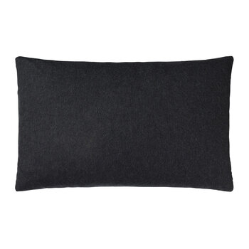 Classic Sheep Wool Pillow - 40x60cm - Dark Gray